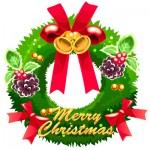 クリスマスリース作り方!リース手作り方法~リボン・飾りも動画解説で!