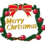 高齢者 クリスマスリースの作り方 クリスマス飾りを高齢者レクリエーションに