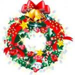 子ども クリスマスリースの作り方 子供のクリスマス会に簡単手作り