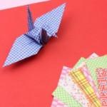 折り紙 お正月飾り 折り方・作り方  折り紙の簡単な折り方-お正月編