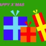 クリスマスカード 子供の手作り工作 小学生~幼稚園児が簡単に作れる
