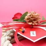 高齢者 お正月飾り 手作り‐高齢施設のレクで簡単に作れるお正月飾り