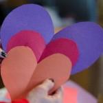 バレンタイン 折り紙 折り方 バレンタイン飾り・メッセージカード