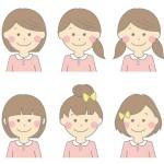 卒園式 髪型 女の子アレンジ 幼稚園の子供に似合う簡単ヘアやり方