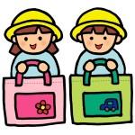 幼稚園や保育園 通園バッグ 作り方 通園レッスンバッグ簡単手作り