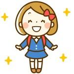 入学式 髪型 女の子 小学生の簡単アレンジ ロング~ショートまで