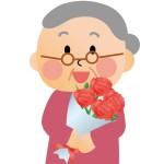 母の日 高齢者~老人ホームやデイサービスのレクで母の日飾り作り方