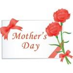 母の日 カード手作り 簡単なメッセージカードの作り方&飾り素材集