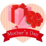 幼稚園保育園 母の日製作 プレゼント手作り 花飾りやカード作り方