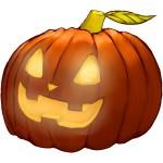 折り紙 ハロウィン かぼちゃ 立体のジャック・オ・ランタン折り方