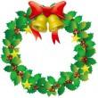 Christmas Wreath-i13