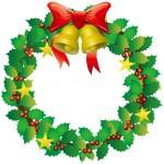 クリスマスリース 折り紙 作り方 簡単な子供向け平面ユニット折り方