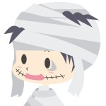 ハロウィン メイク ゾンビ かわいい簡単!ゾンビメイクのやり方
