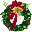 Christmas Wreath-i6