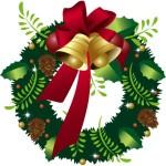 クリスマスリース 折り紙 作り方 立体の難しいユニット式の折り方