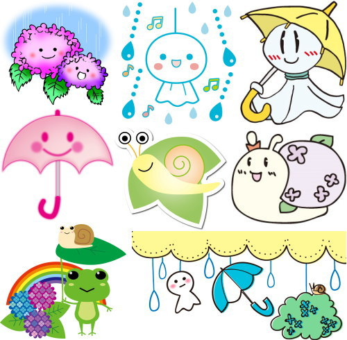 rainy 1kawaii