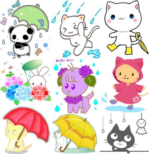 rainy 2cuteanimal