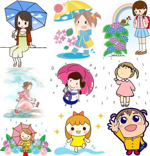 rainy 7girl