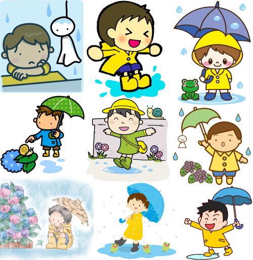rainy 8boy