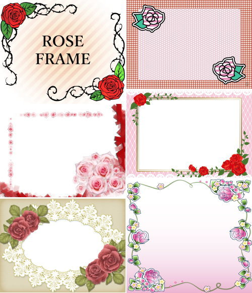 rose 4 flame