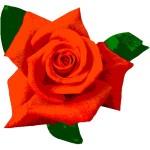 バラ イラスト フリー画像 薔薇の花イラストかわいい素材など各種