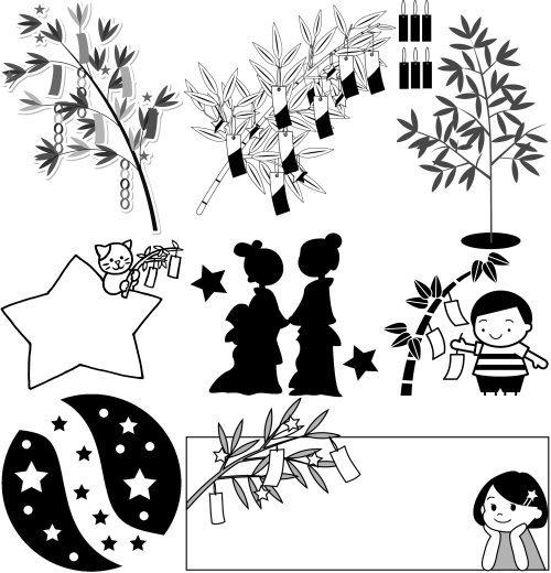 tanabata 6 mono