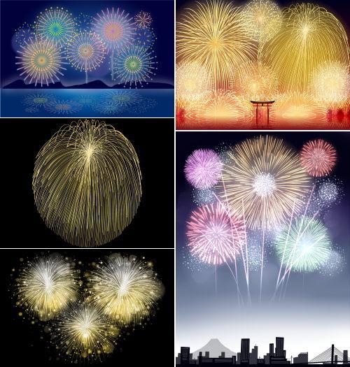 firework 6 kirei