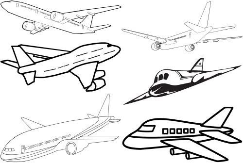 plane 2 mono