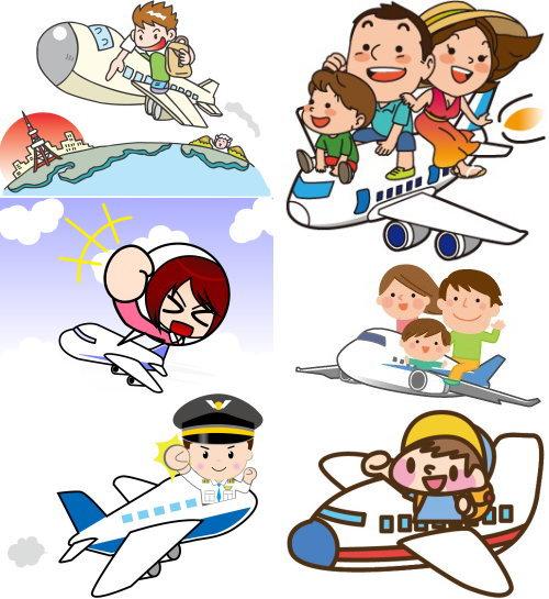 plane 6 human
