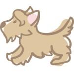 折り紙 テリア 折り方 犬の簡単な立体~難しい上級者向け作り方