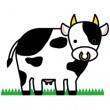牛イラスト2
